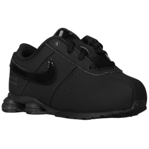 Nike Shox Deliver - Boys' Toddler - Black/Black/Anthracite
