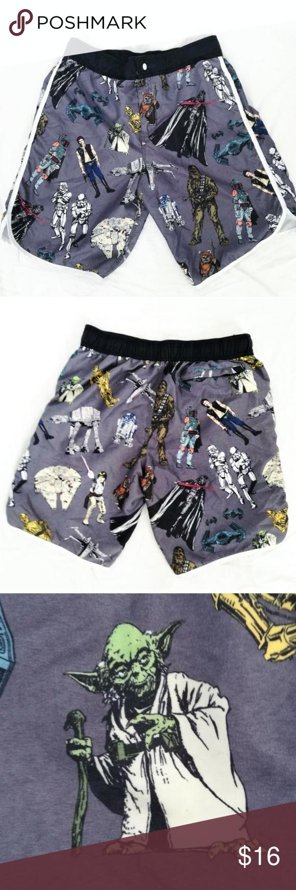 , Men's Star Wars Swim Shorts/Board Shorts EUC Great Star Wars swim trunks/board shorts with all the male characters printed on them. Three pockets, one…, My Pop Star Kda Blog, My Pop Star Kda Blog