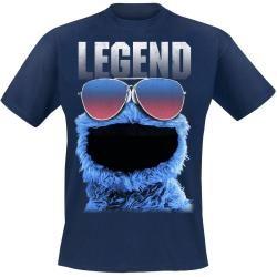 Photo of Sesame Street Cookie Legend T-Shirt