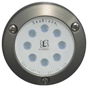Click Image Above To Purchase: Seablaze 3 Underwater Light - Blue