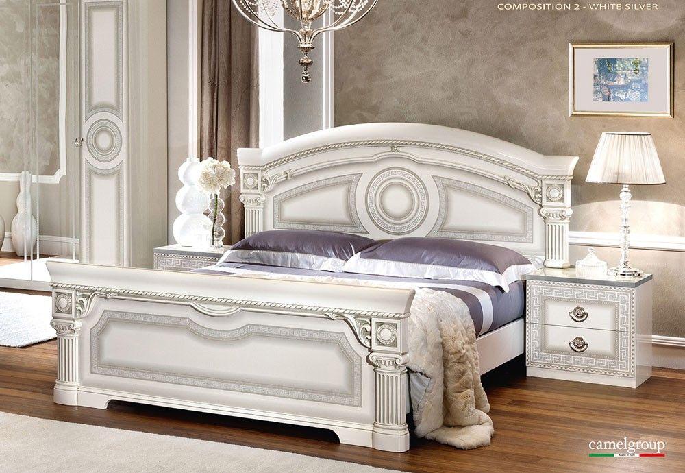 Italienisch Klassische Schlafzimmer Mobel Panel Bett Bett Mobel