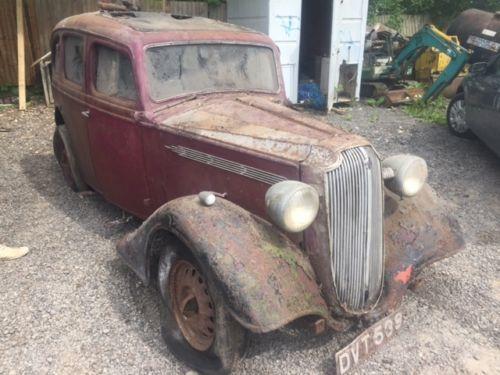 1936 Vauxhall 12