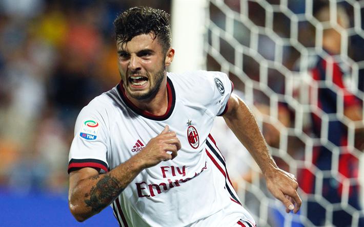 Telecharger Fonds D Ecran Patrick Cutrone Footballeur Italien