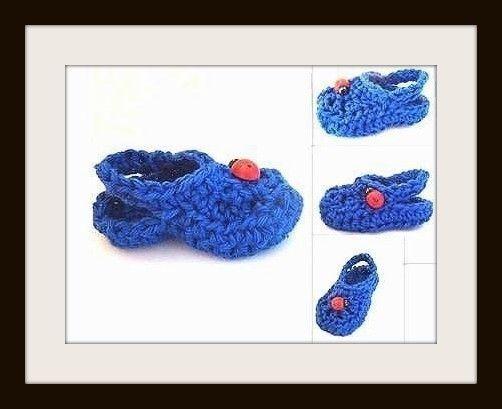Crocs Made Simple Booties Pdf158 Baby Booties Crochet Pattern
