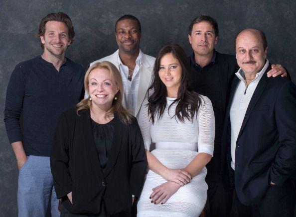 silver linings playbook cast - Google Search