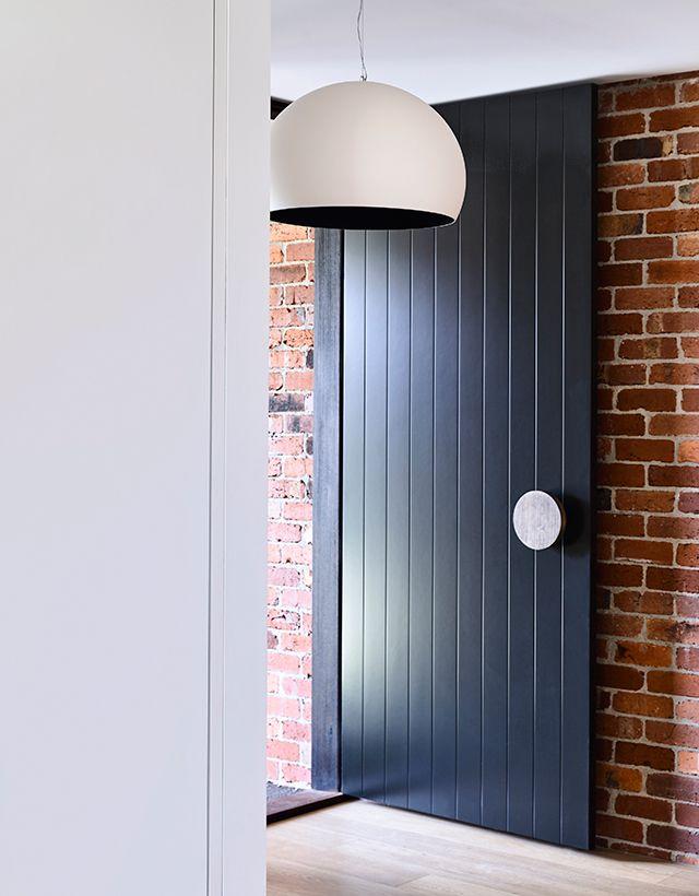 Front door with brick feature & Front door with brick feature   Door Love   Pinterest   Front doors ...