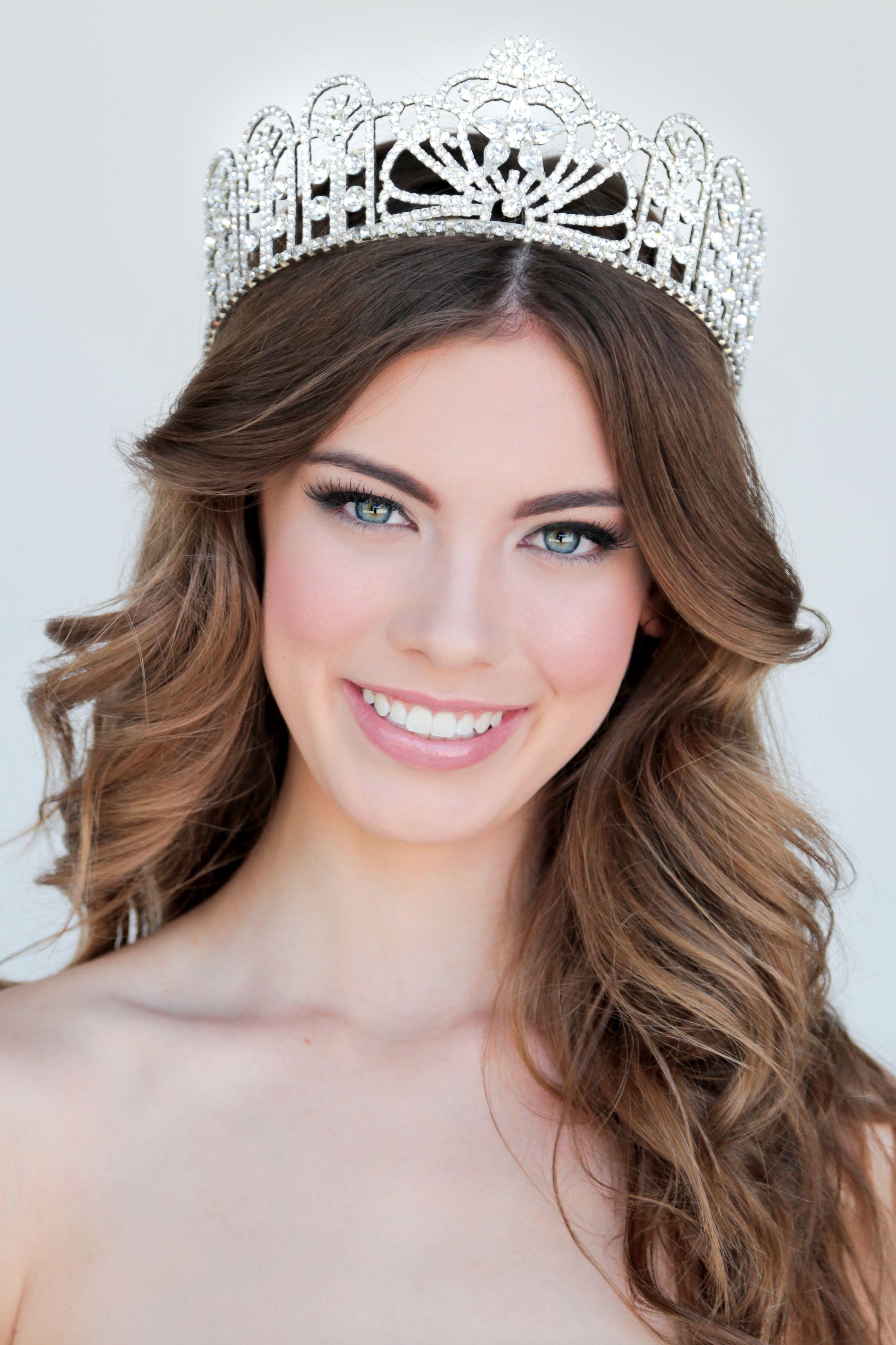 Miss Kansas Teen 2013 Aly Klinzing Makeup by Blush Spa