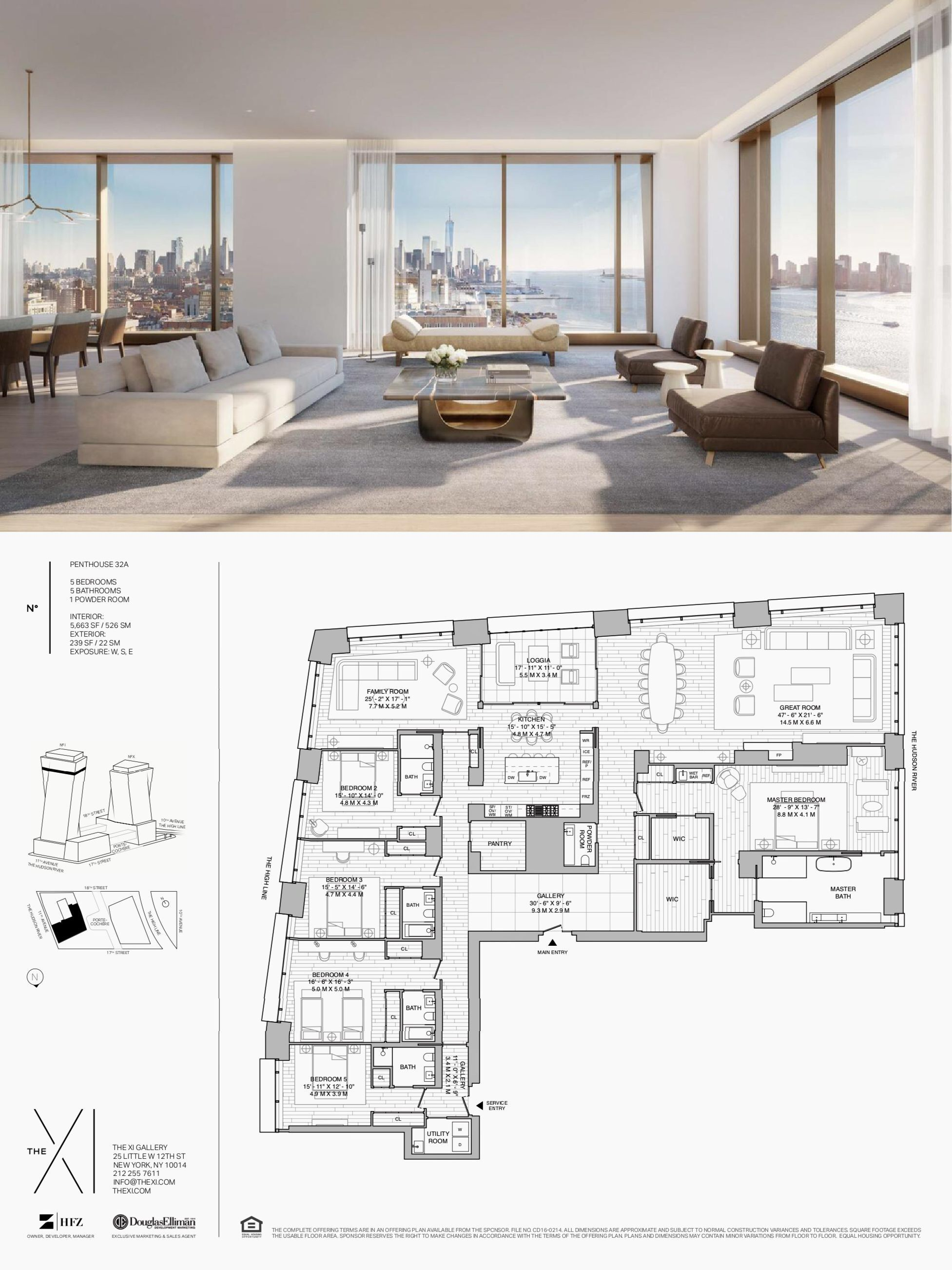 The Xi Penthouse 32a Penthouse Apartment Floor Plan Home Building Design Luxury Penthouse
