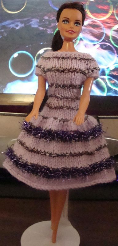 Ladyfingers - Barbie Quickie Dresses - CONTINUED | AAB Puppenstube ...