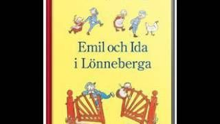 Astrid Lindgren Emil och Ida i Lönneberga Ljudbok