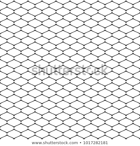 Vector Seamless Pattern Simple Black And White Geometric Texture Of Mesh Fishnet Grid Lattice Seamless Patterns Geometric Textures Vector
