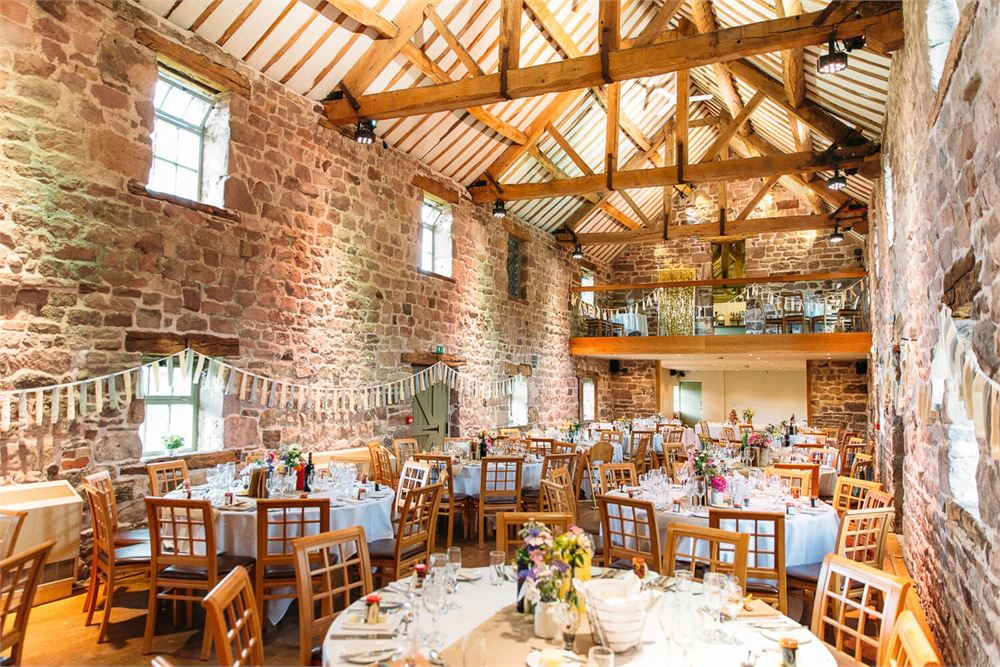 The Ashes Barns and Country House Wedding Venue Staffordshire ...