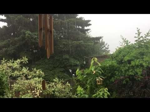 Natural rain sound on a tent. & Natural rain sound on a tent. | Relax | Pinterest | Rain sounds ...