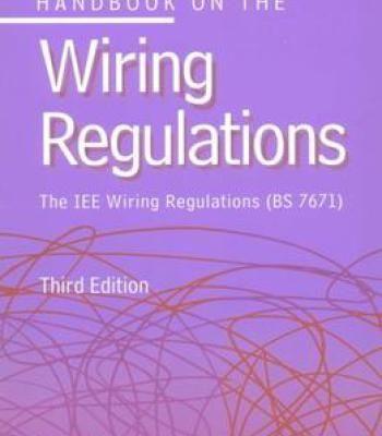 handbook on the wiring regulations the iee wiring regulations bs rh pinterest com iee wiring regulations 16th edition pdf iee wiring regulations 17th edition pdf