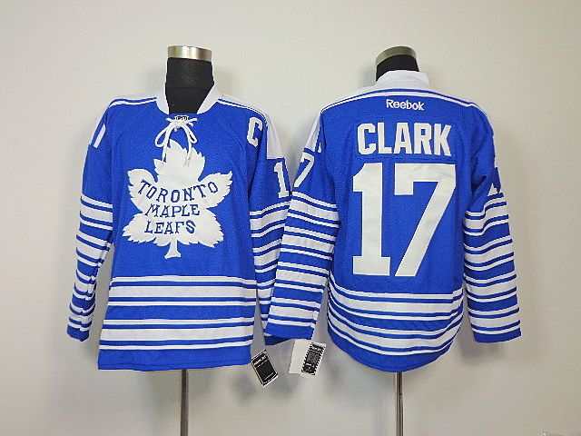 official photos b3ba4 365bf Toronto Maple Leafs 17 Wendel CLARK 2014 Winter Classic ...