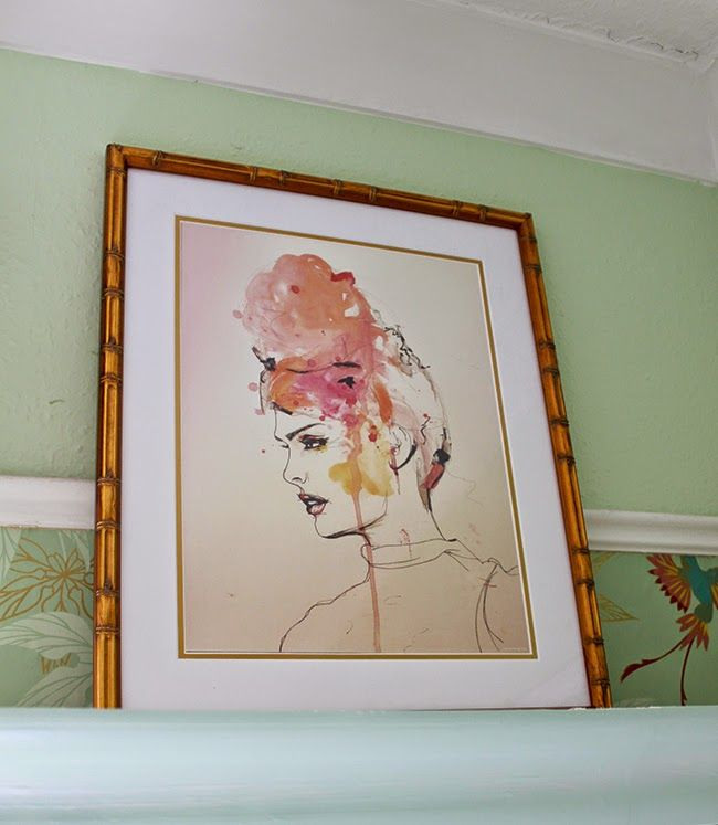 Custom Framing with EFrame.co.uk   Dressing room, Spray painting and ...