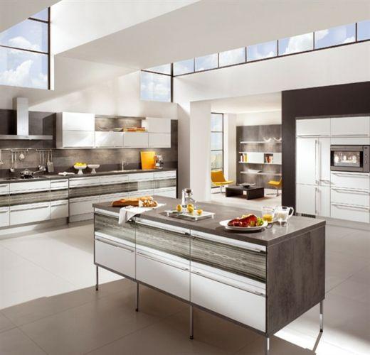 moderne kuche design ideen nobilia werke, 48 erstaunliche moderne küche design ideen von nobilia-werke in 2018, Design ideen