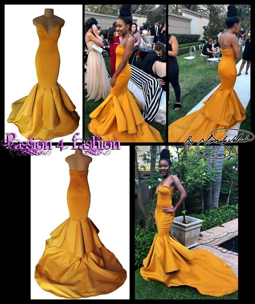 c9c1e5c7948e Mermaid Prom Dresses, Mermaid Dress Prom, Prom Girl Dresses, Yellow  Sundress, Mustard
