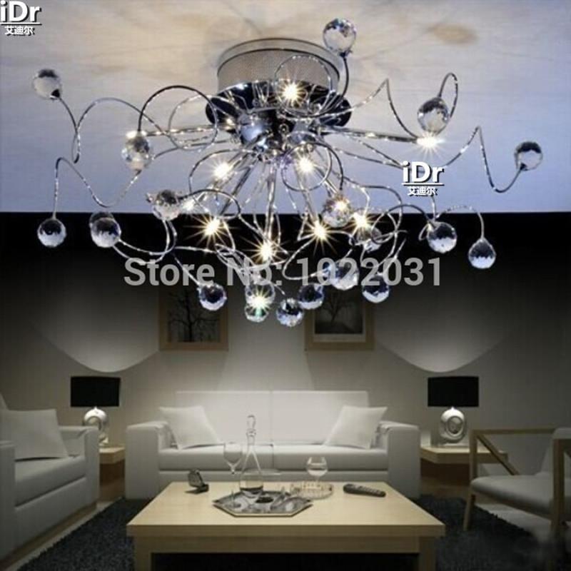 Lampadari Da Salone Moderni.High End European Style Chandelier Crystal Chandelier Light