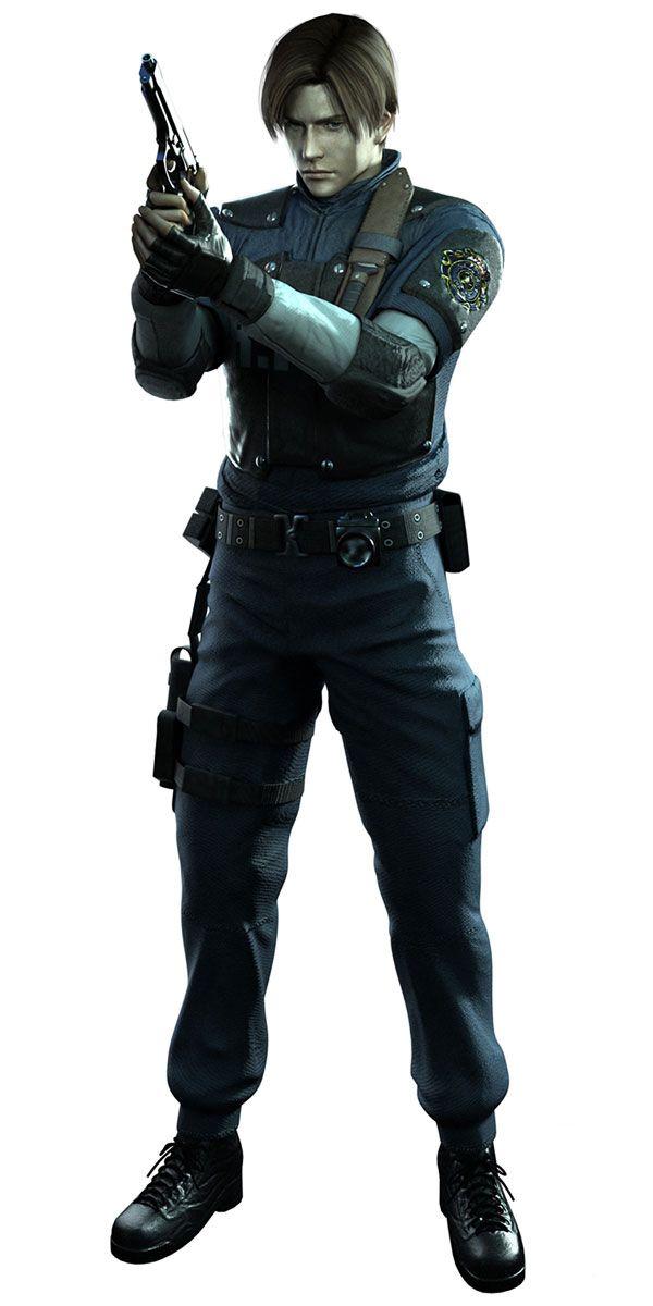 Leon Kennedy Resident Evil Leon Resident Evil Anime Resident Evil