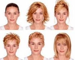Awesome Pick A Hairstyle To Suit Your Face Shape The Hairstyle Can Bring Hairstyles For Women Draintrainus