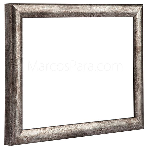 Moldura de madera 217 marcos para molduras de madera y - Moldura madera pared ...