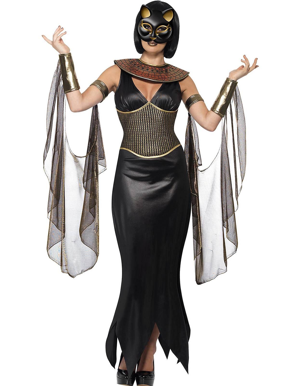women u0027s bastet the cat goddess costume cheap egyptian halloween