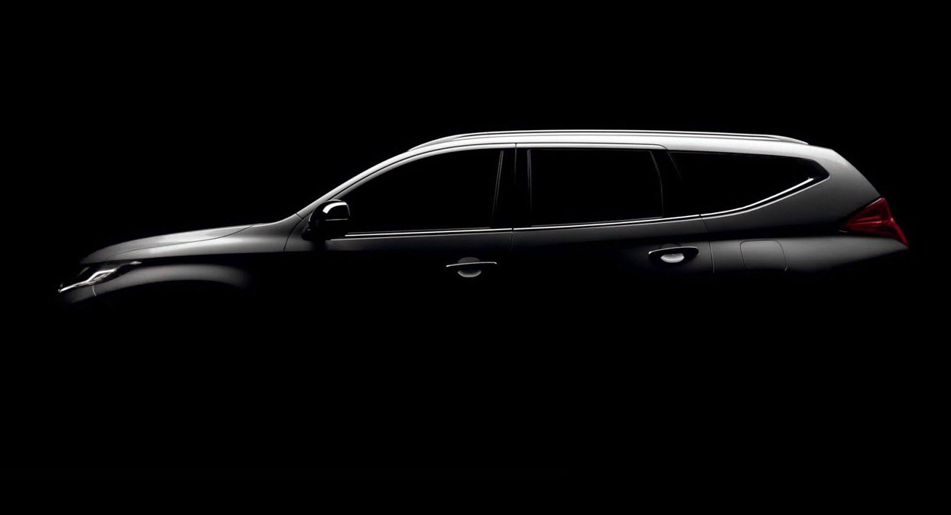 2017 Mitsubishi Montero Sport Teased In New Video Kendaraan