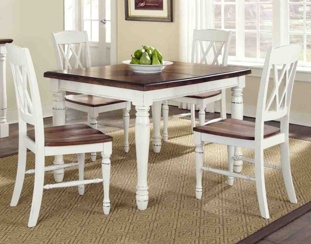 Monarch Double X Back Dining Chairs How To Make Chair Covers French Country Kitchen Table And