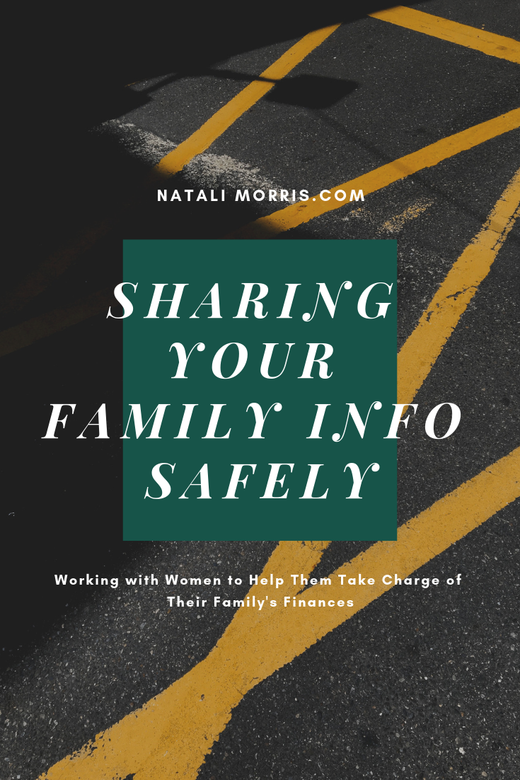 How To Safely Manage And Share Your Family Accounts