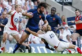 Seb Vs England Rugby Angleterre