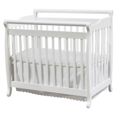 Davinci Emily Mini Crib White Mini Crib Twin Cribs Cribs
