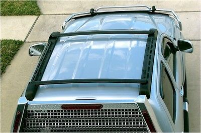 New Oem Toyota Tacoma Double Cab Roof Rack And Storable Cross Bars