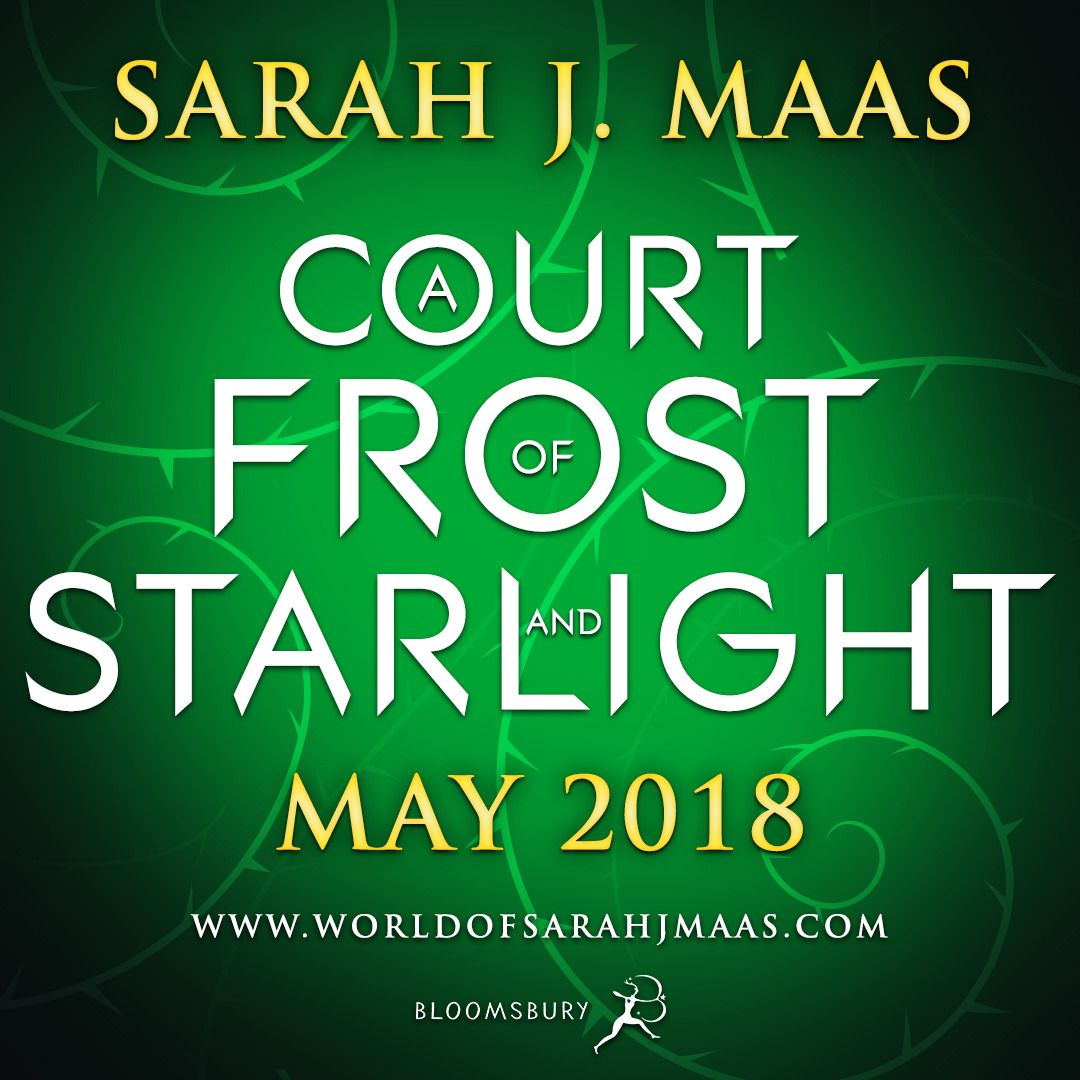 A Court Of Frost And Starlight The World Of Sarah J Maas Photo