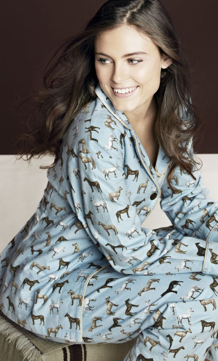 Year Of The Horse Pjs Pajamas Women Plus Size Pajamas Bedhead Pajamas