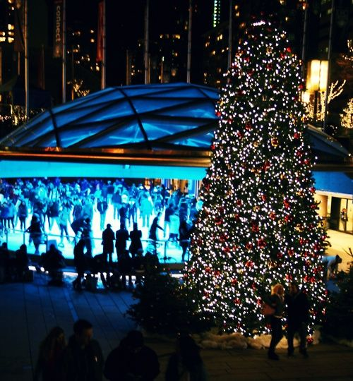 Remember If You Don T Have Skates They Will Be Provided At Robson Square Canada Holiday Vancouver Hotels Canadian Christmas