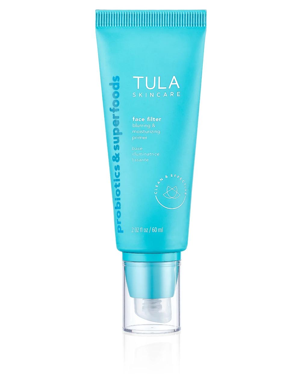 Blurring Moisturizing Primer Supersize In 2020 Face Products Skincare Tula Skincare Skin Care
