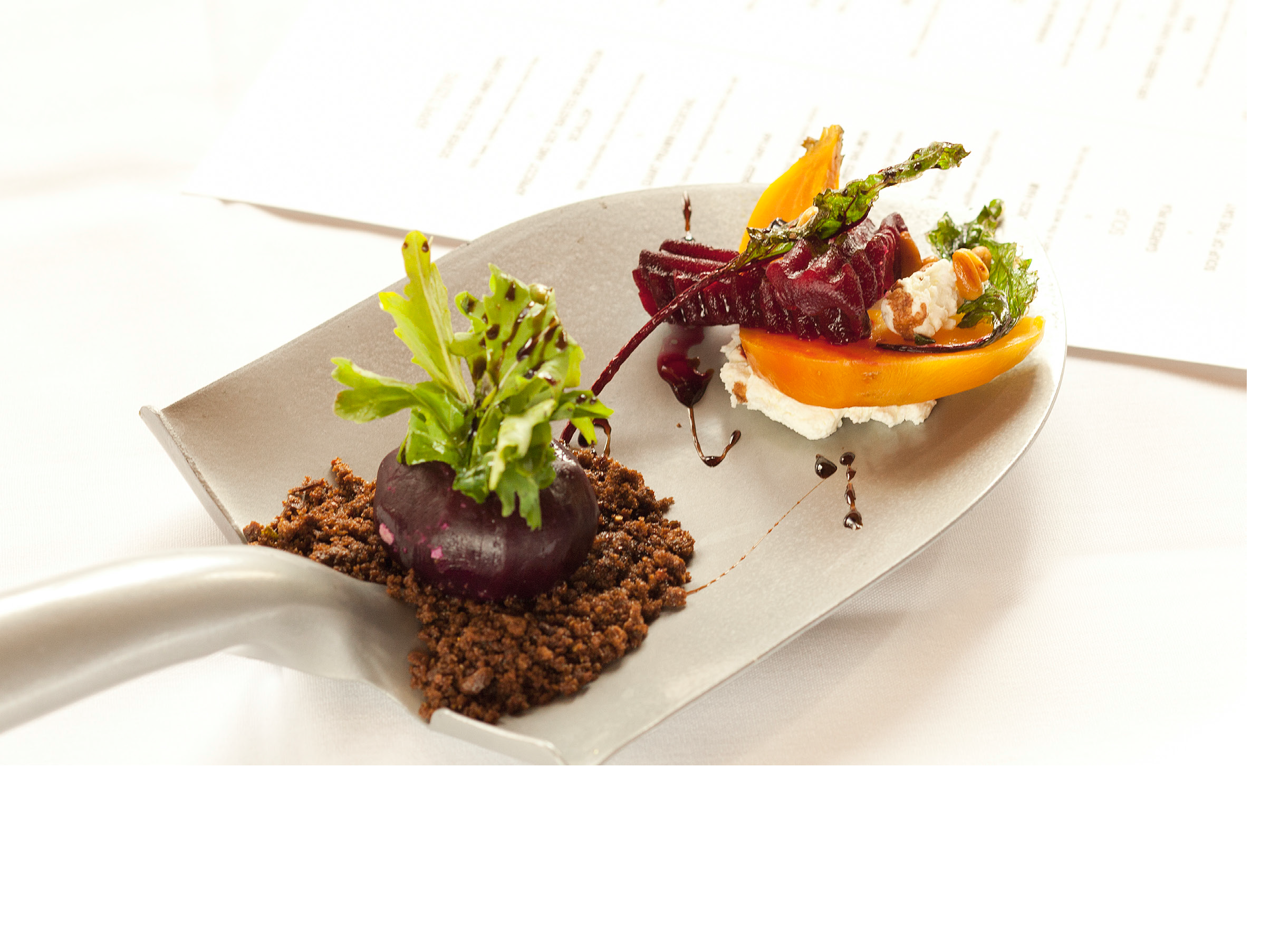 Beet Salad! Mmmmm...  http://www.characters.ca/ https://www.facebook.com/pages/Characters-Restaurant/149414468402902 https://twitter.com/CharactersFood https://www.youtube.com/user/CharactersFood