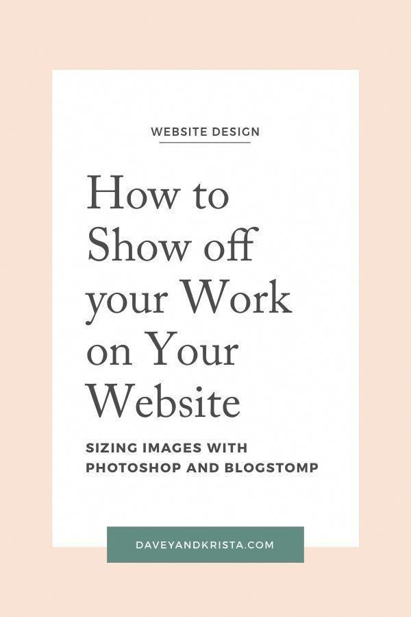 How do you show off your photography or images on your website? In this post, I talk about the optimal ways to display your photos, sizing your images for SEO, and creating a beautiful website layout to book more clients! #daveyandkrista #SEO #photographybusiness #entrepreneur #creativeentrepreneur #webdesign #showit #wordpresstemplates #branddesigner