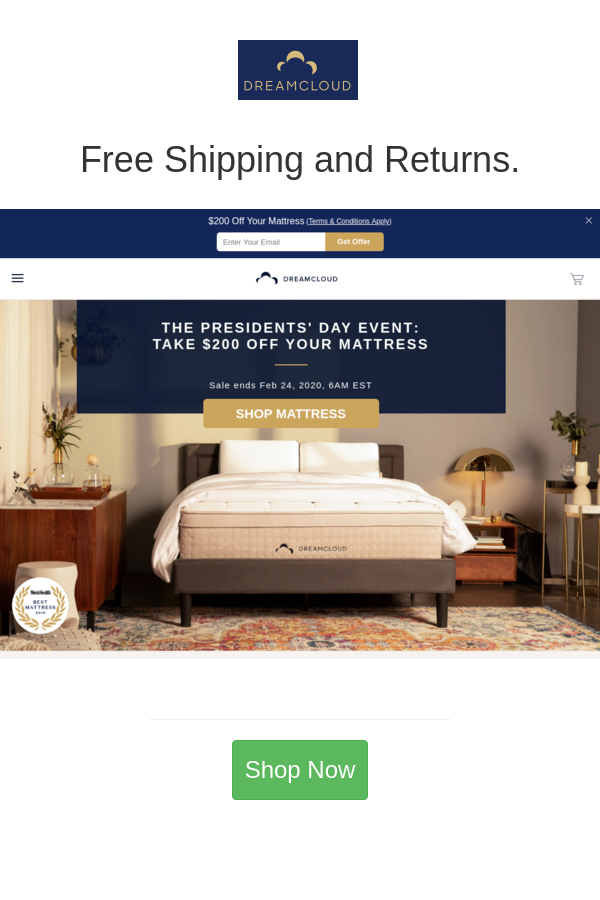 Best Deals And Coupons For Dreamcloud In 2020 Mattress Sales Mattress Shop Home