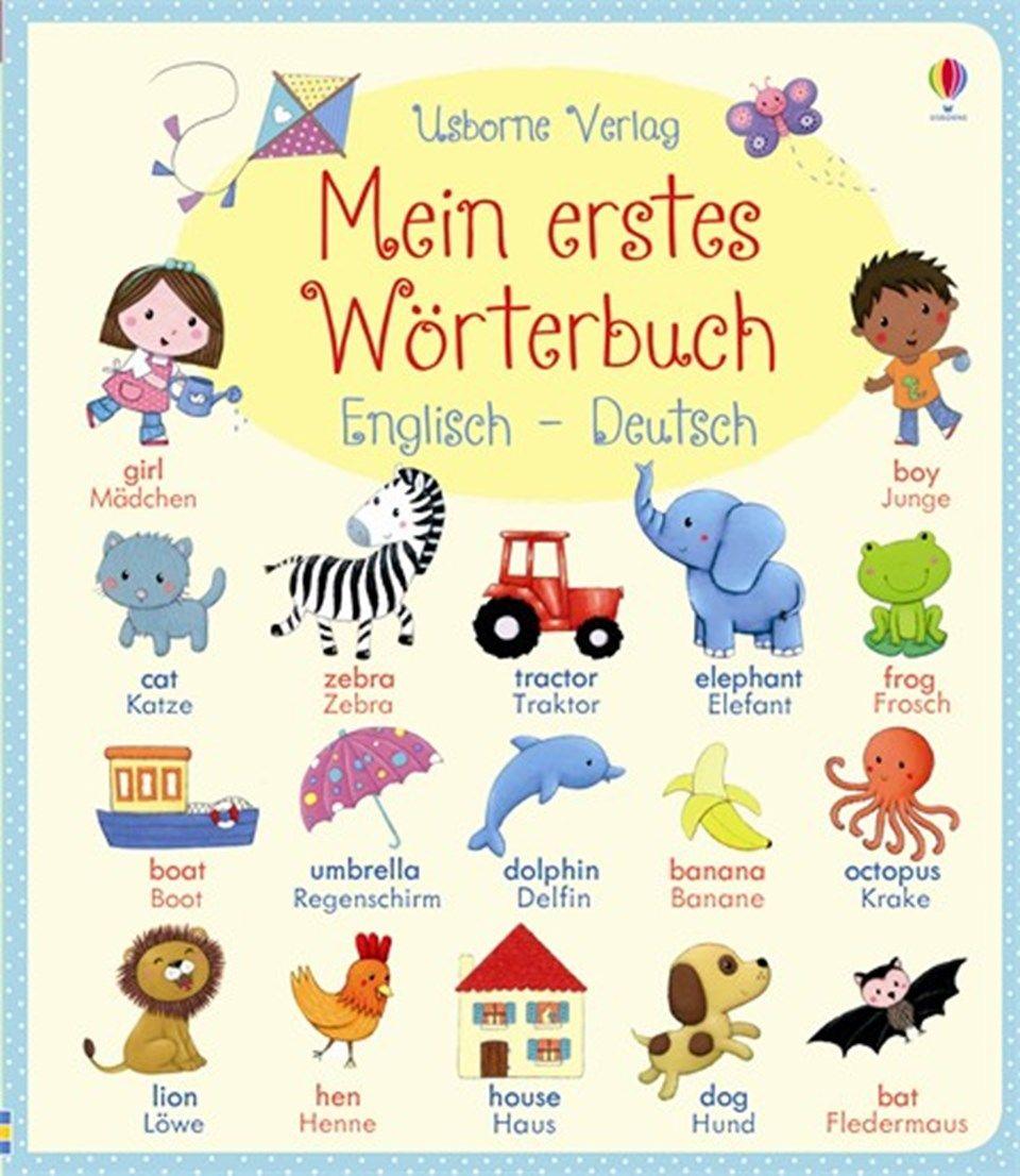 Mein erstes Wörterbuch Englisch Deutsch Kinderbücher