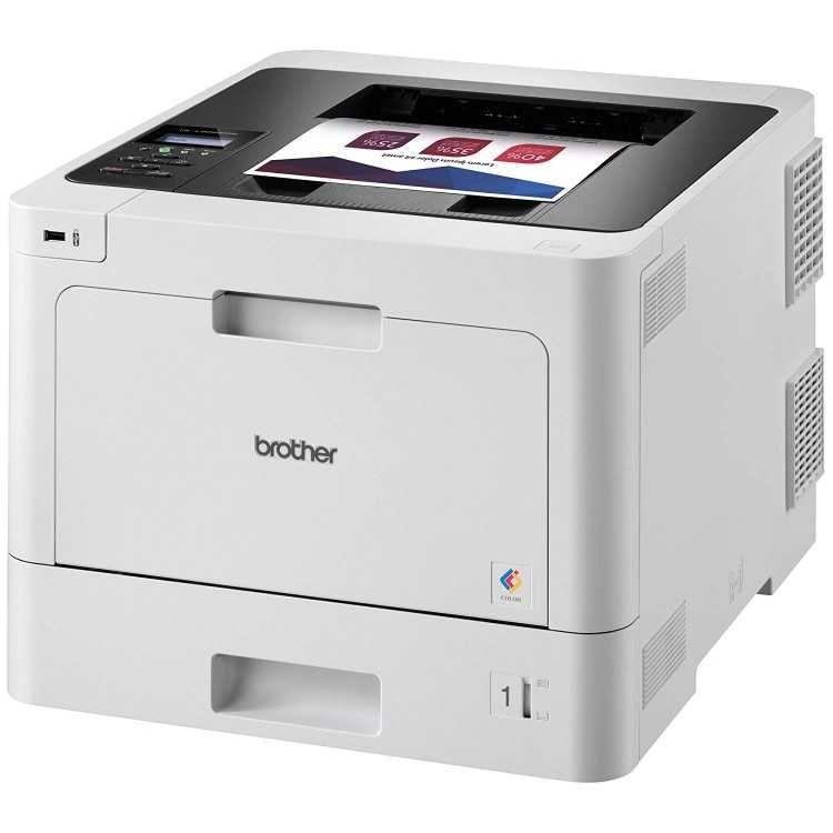 Brother Business Color Laser Printer HLL8260CDW Duplex