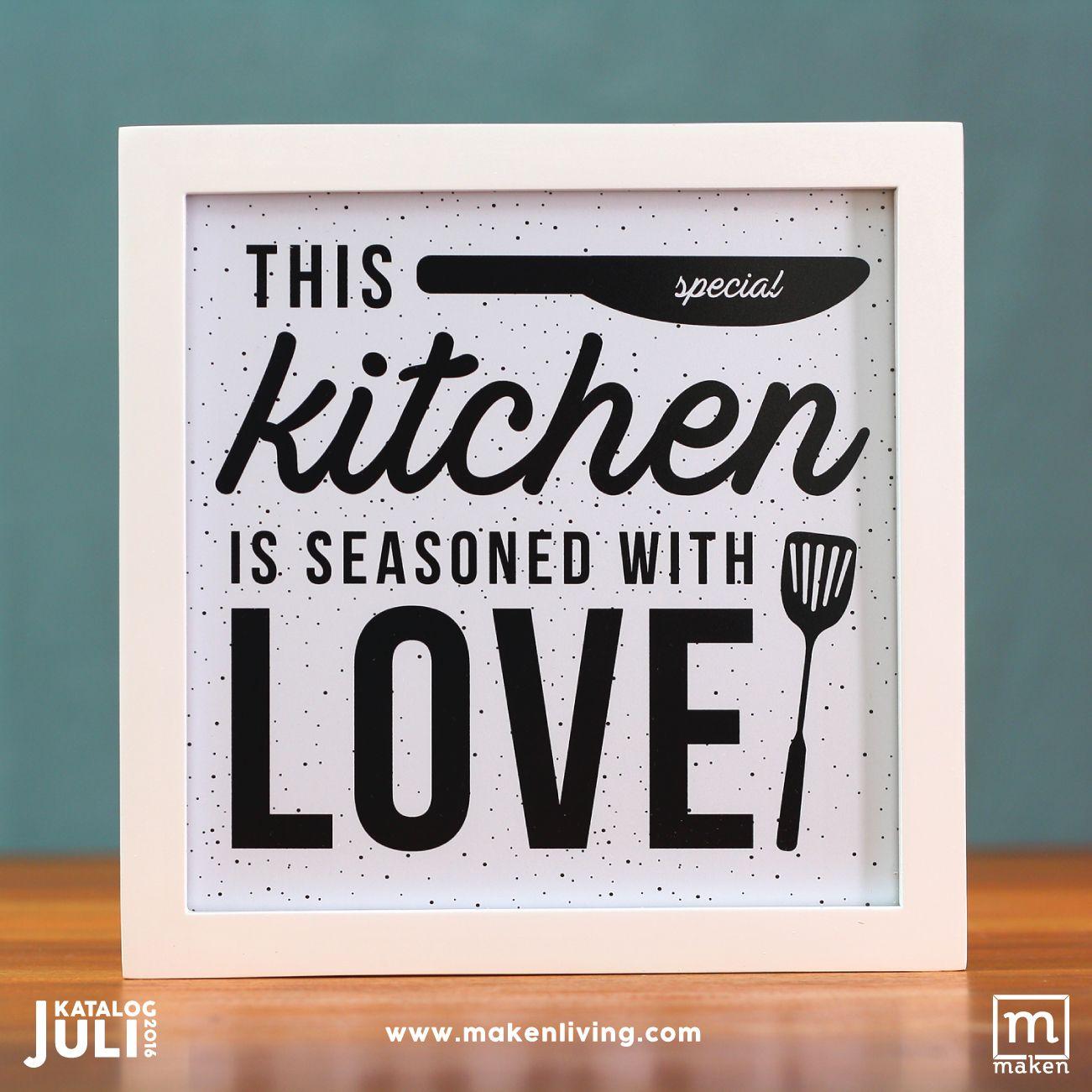 This Kitchen (JUL16-09) Masakan yang paling enak dibuat di dapur ...