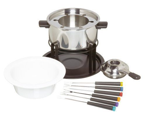 Kitchen Craft Deluxe Fondue Set By Kitchencraft 47 99 Deluxe Six