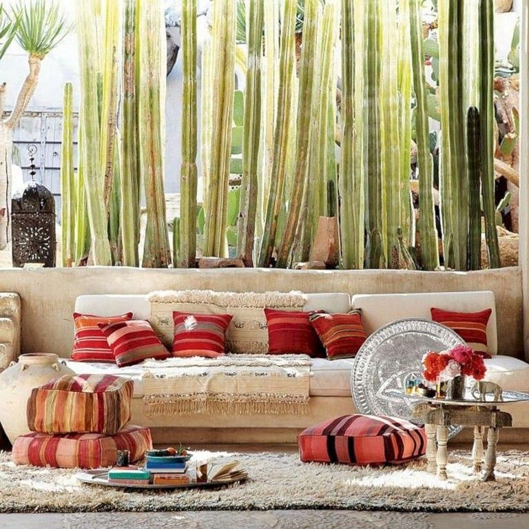 40+ Interesting Moroccan Pillows Ideas For Your Bedroom