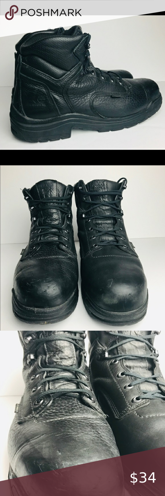 Black boots, Boots, Shoes boots timberland