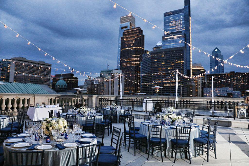 Free Public Library Wedding Reception Of Aimee Matt Philadelphia Wedding Library Wedding Rooftop Wedding Reception