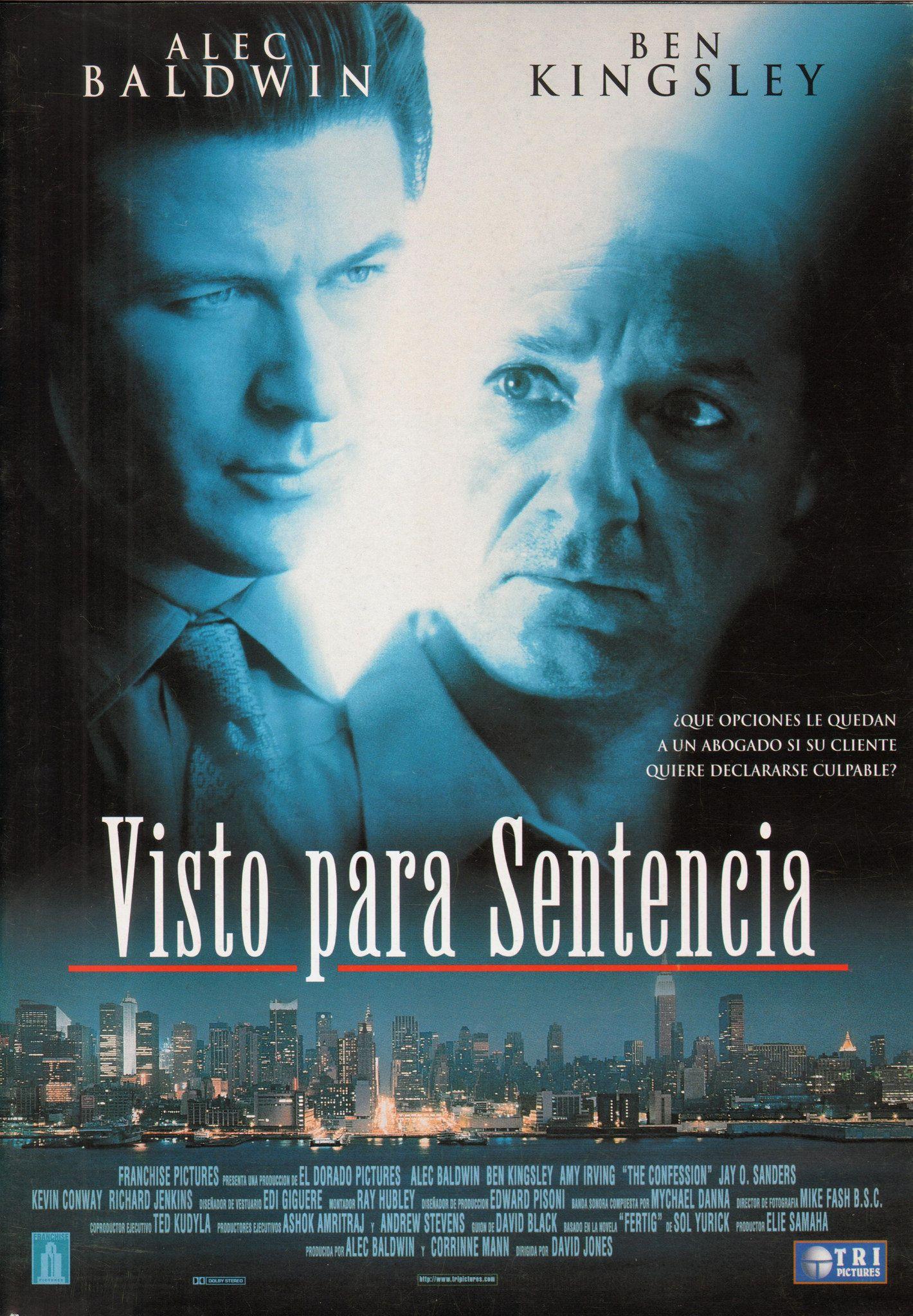 1999 - Visto para sentencia - The Confession - USA - tt0128137