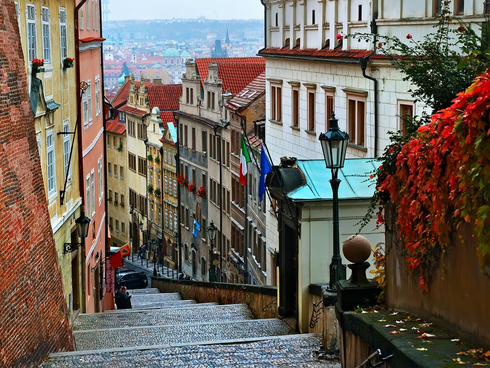 Image result for prague streets