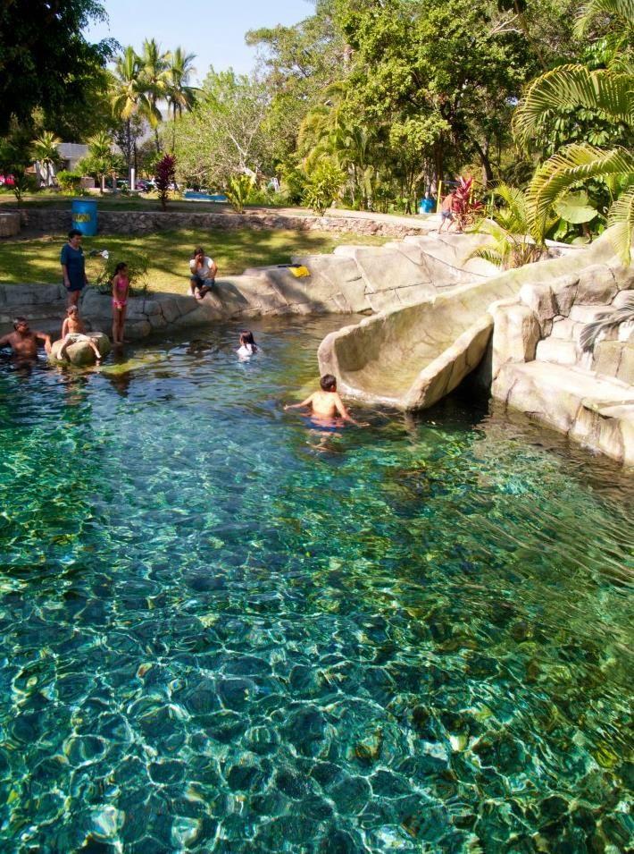 Los Balnearios más famosos de Morelos | balneario | Pinterest ...